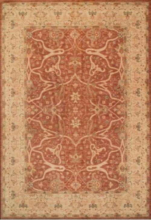 Ковер Oriental Weavers Бабилон, цвет: красный, коричневый, 120 х 180 см. 1201612016Ковры машинной выработки, сделанные под ковры ручной работы, с использованием технологий искусственного состаривания. Качественный состав, традиционные персидские дизайны делают ковры этой коллекции незаменимым украшением самого изысканного интерьера