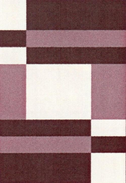 Ковер Oriental Weavers Транс, цвет: розовый, 80 х 140 см. 1674416744Модерновые дизайны и относительно невысокая стоимость дают возможность предложить эту коллекция для молодых покупателей.