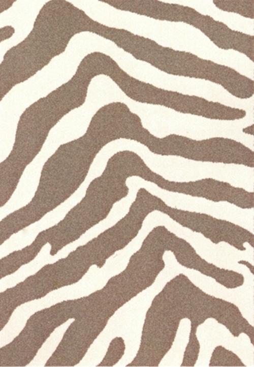 Ковер Oriental Weavers Варшава, цвет: светло-коричневый, 100 х 150 см. 1722217222Ковры из высококачественного полипропилена с технологией ручной рельефной стрижки выдержаны в классических бело-коричневых тонах. Подойдут для спальни, детской и гостиной.