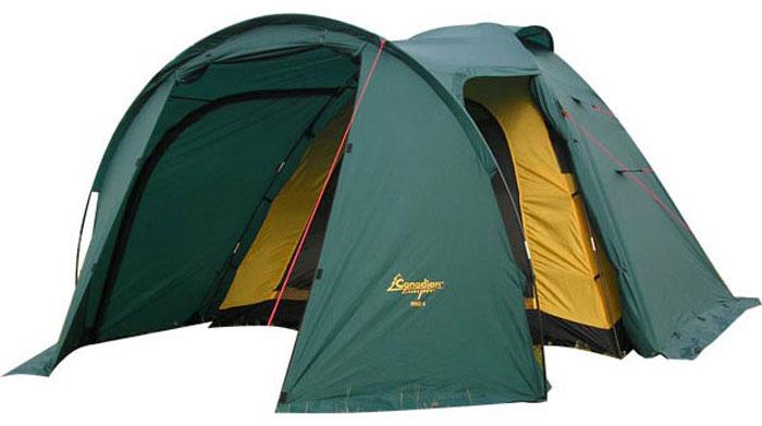 Палатка CANADIAN CAMPER RINO 2 (цвет forest)