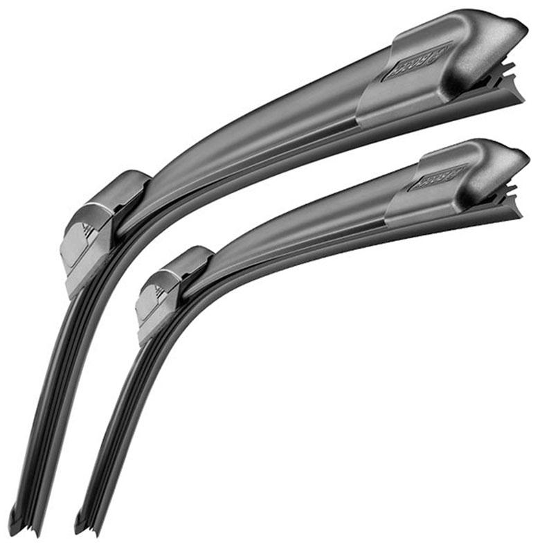 Щетки стеклоочистителя Bosch Aerotwin AR566S, 475мм/425мм, бескаркасная, 2шт, (3397118990) - фото 3