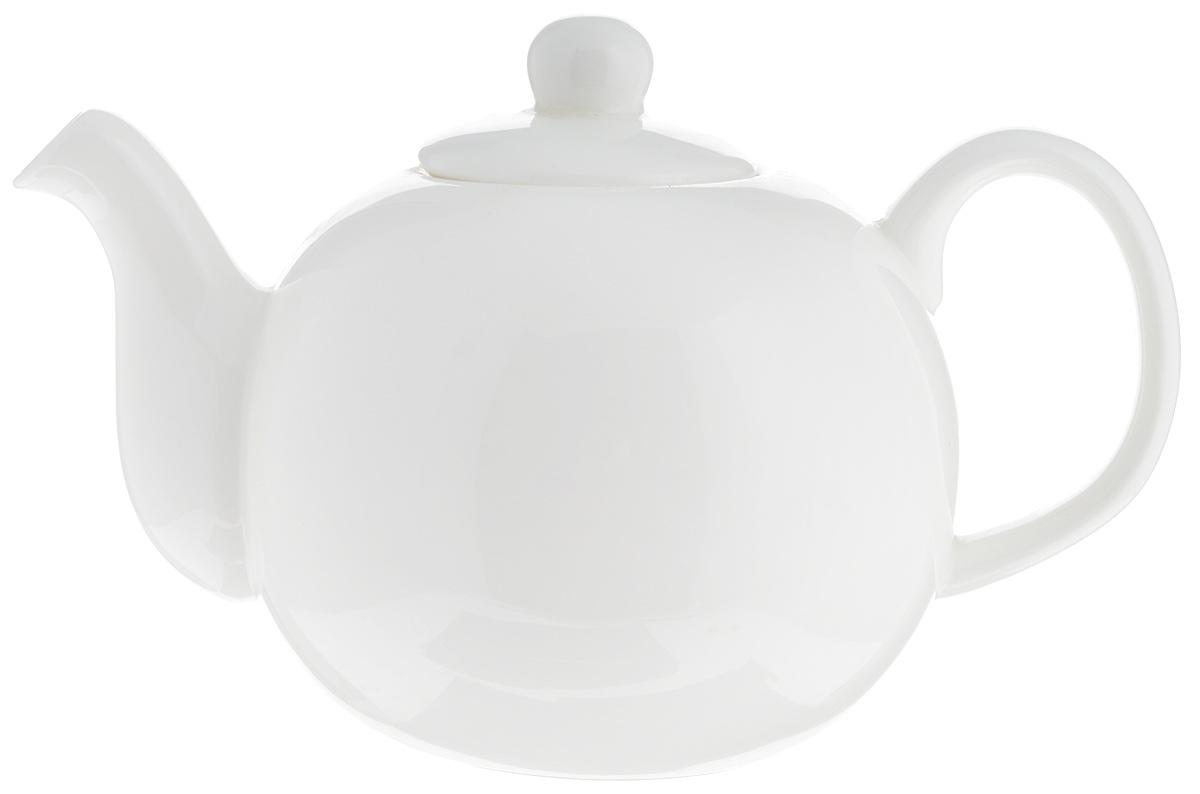 Чайник заварочный Wilmax, 500 мл. WL-994018 / 1CWL-994018 / 1CЗаварочный чайник Wilmax изготовлен из высококачественного фарфора. Глазурованное покрытие обеспечивает легкую очистку. Изделие прекрасно подходит для заваривания вкусного и ароматного чая, а также травяных настоев. Отверстия в основании носика препятствует попаданию чаинок в чашку. Оригинальный дизайн сделает чайник настоящим украшением стола. Он удобен в использовании и понравится каждому. Можно мыть в посудомоечной машине и использовать в микроволновой печи. Диаметр чайника (по верхнему краю): 5 см. Высота чайника (без учета крышки): 8,5 см. Высота чайника (с учетом крышки): 10,5 см.