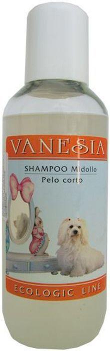 Шампунь для кошек и собак Iv San Bernard Тыква, для короткой шерсти 0,2 лВ0118Этот шампунь идеально подходит для короткой шерсти. Активная эмульсия из тыквенных семян питает шерсть и оставляет её блестящей. Инструкции по использованию: Хорошо намочите шерсть тёплой водой. Нанесите необходимое количество шампуня на шерсть и плавными круговыми движениями втирайте его. Оставьте на некоторое время и, затем, тщательно промойте.