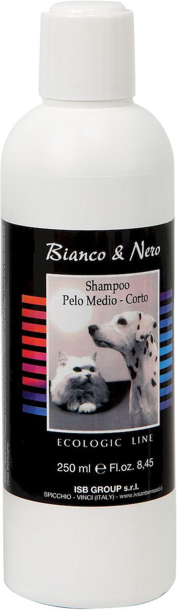 Шампунь Iv San Bernard, для средней и короткой шерсти, 250 млЧБ 3416деальный шампунь для собак со средним и коротким типом шерсти. Эмульсия хлорофилла питает шерстный покров, делая его мягким и блестящим. Инструкция по применению: Намочить шерсть тёплой водой, нанести необходимое количество шампуня и энергично помассировать. Смыть.