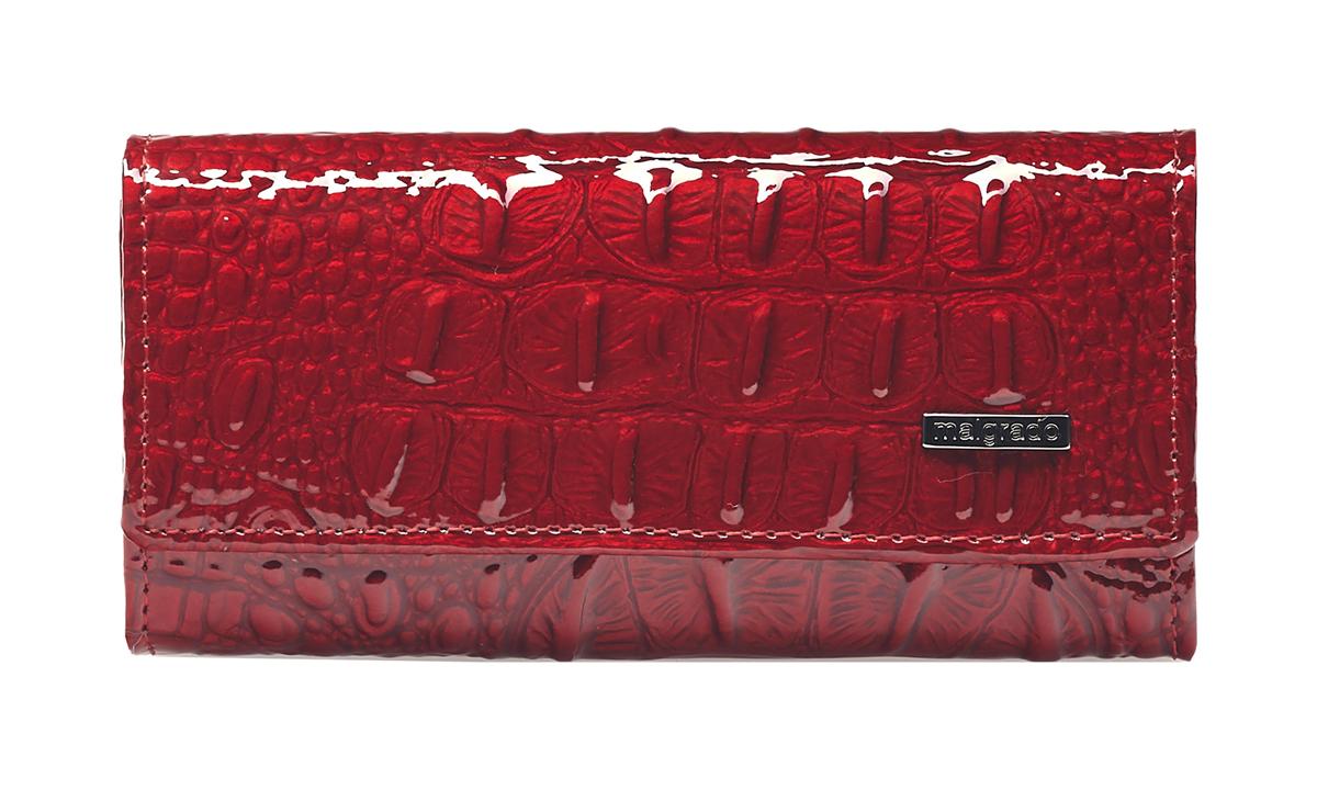 Ключница женская Malgrado, цвет: красный. 47006-0170147006-01701