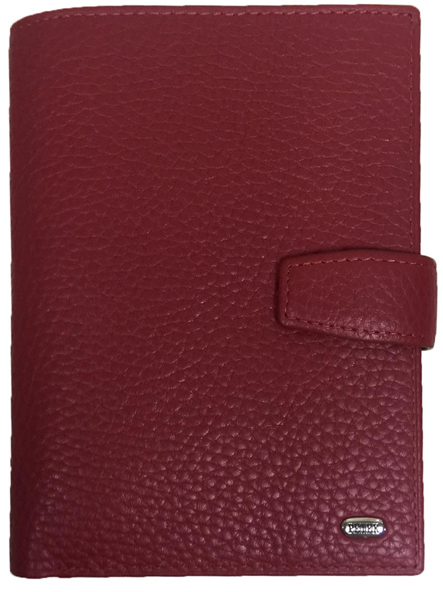 Обложка на автодокументы + паспорт Petek 596.46D.10 Red596.46D.10 RedОбложка из натуральной кожи. Элегантный и утонченный аксессуар.