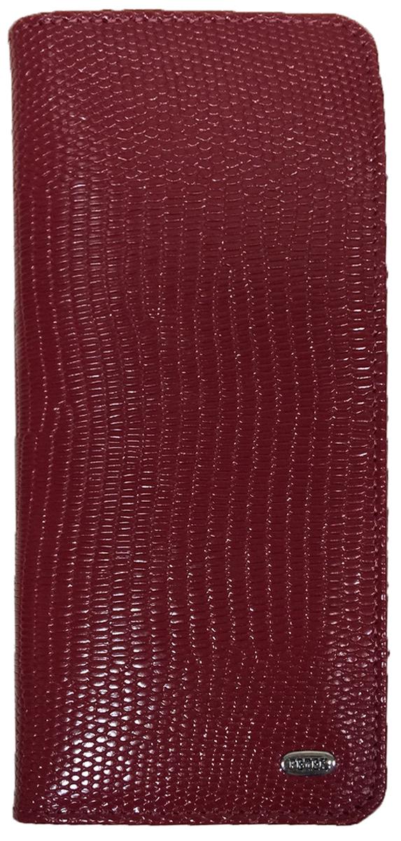 Футляр для очков Petek 1855, цвет: красный. 2636.173.102636.173.10 RedФутляр для очков (очешник) Petek из натуральной мягкой кожи черного цвета. Лаконичный и стильный аксессуар, который предохраняет очки от пыли и царапин.