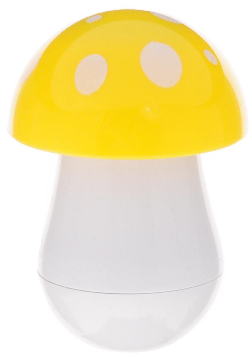Эврика Ручка шариковая Гриб цвет шляпки желтый96620Миниатюрная ручка в виде цветного гриба имеет телескопическое сложение, приятную округлую форму и удобный карманный формат. В собранном виде ручка может служить миниатюрным настольным сувениром. Стержень синего цвета, несменяемый. Такая ручка станет отличным подарком и незаменимым аксессуаром, она удивит и порадует любителей необычной канцелярии.