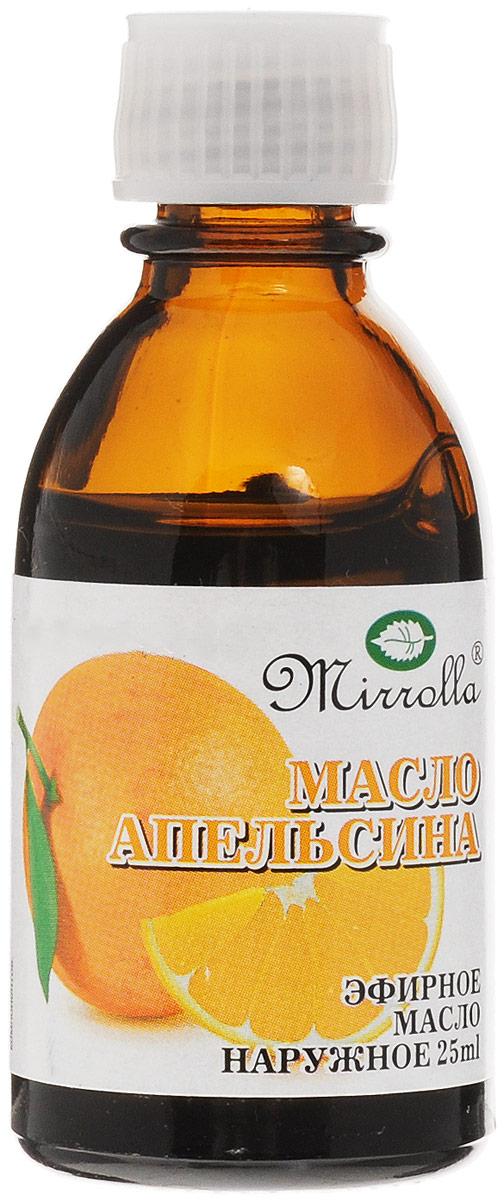 Масло эфирное Мирролла Апельсин 25мл