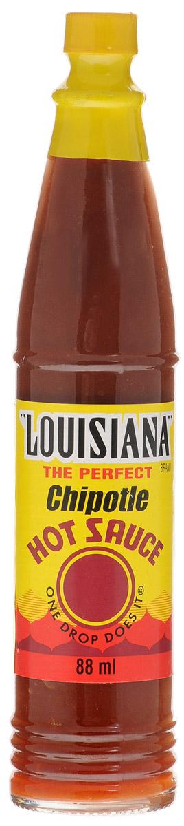 Louisiana Чипотле соус острый перечный, 88 мл121424Соус Louisiana Чипотле - острый перечный соус, лучшая приправа к блюдам из мяса, птицы, морепродуктов. Может использоваться как ингредиент для приготовления, маринад.