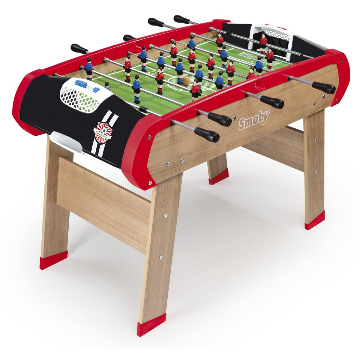 Smoby Футбольный стол Чемпионы 120 х 90 х 84 см