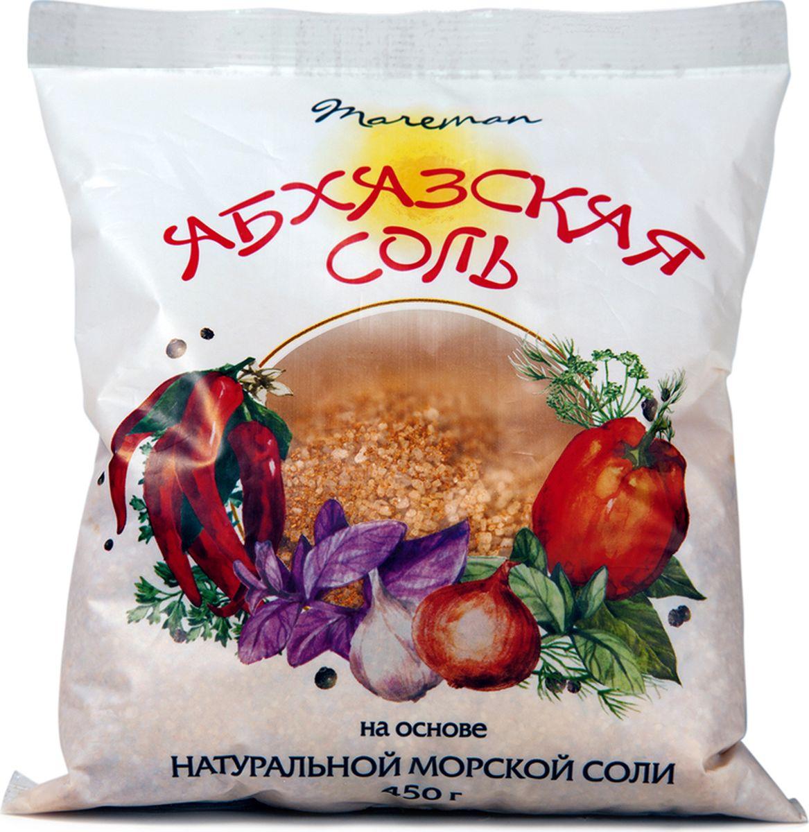 Mareman соль Абхазская, 450 г4607012294265Аджика в переводе с абхазского означает соль, сами же абхазы называют эту приправу апырпыл-джика (перечная соль) или аджиктцатца), то есть соль, перетертая с чем-то. Ее появление связывают с абхазскими чабанами, когда весной угонялись отары в горы, хозяева выдавали чабанам соль для добавки в питание только лишь овцам. После приема пищи с солью овцы, томимые жаждой, ели травы намного больше и быстрее набирали в весе. В те давние времена соль была дорогим товаром, и хозяева отар специально подмешивали в нее красный жгучий перец, чтобы чабаны не присыпали ей свою еду. После чего соль теряла свой первоначальный вид, однако это не помешало чабанам использовать ее в качестве ароматной приправы, добавив чеснок, кинзу, хмели-сунели и прочие пряности. Традиционная аджика, приготовленная по старинным рецептам, с добавлением натуральной морской соли подарила нашему столу абхазскую соль. Уважаемые клиенты! Обращаем ваше внимание, что полный перечень состава продукта...