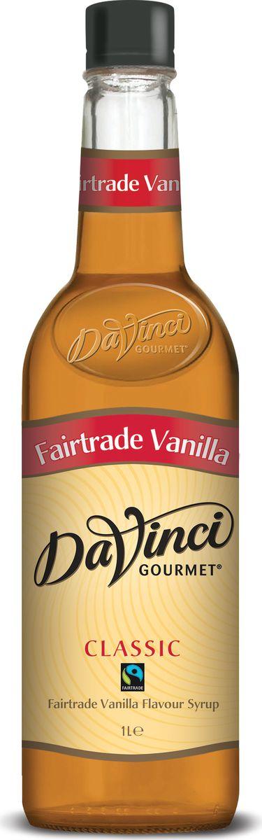 DaVinci Французская ваниль сироп, 1 л20266842нежный аромат ванили с приятным ровным вкусом.