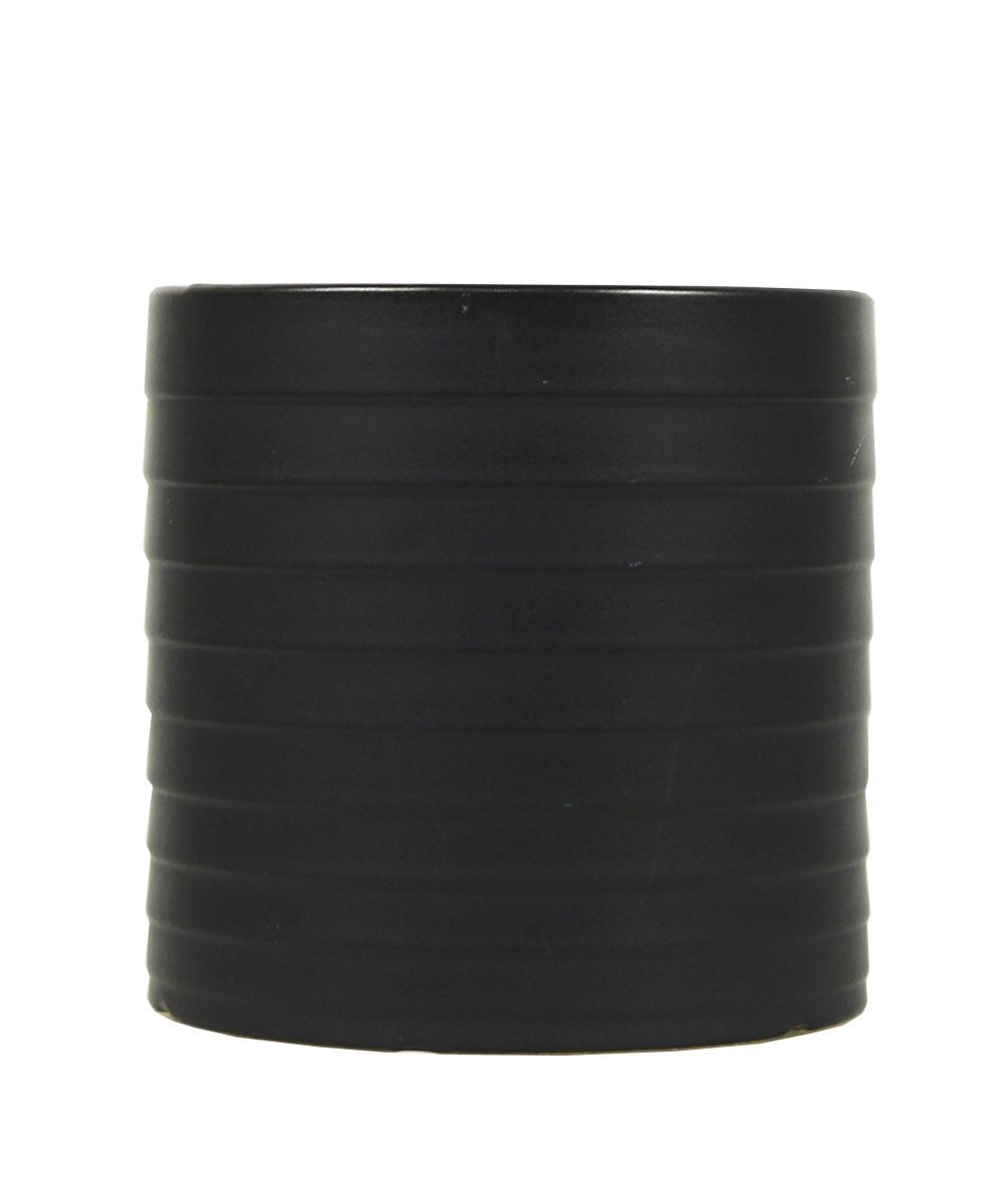 Ваза Этажерка Madrid, цвет: черный, высота 14 смTS1115-14Ваза Этажерка Madrid выполнена из высококачественной керамики и имеет изысканный внешний вид. Такая ваза станет идеальным украшением интерьера и прекрасным подарком к любому случаю. Высота вазы: 14 см.