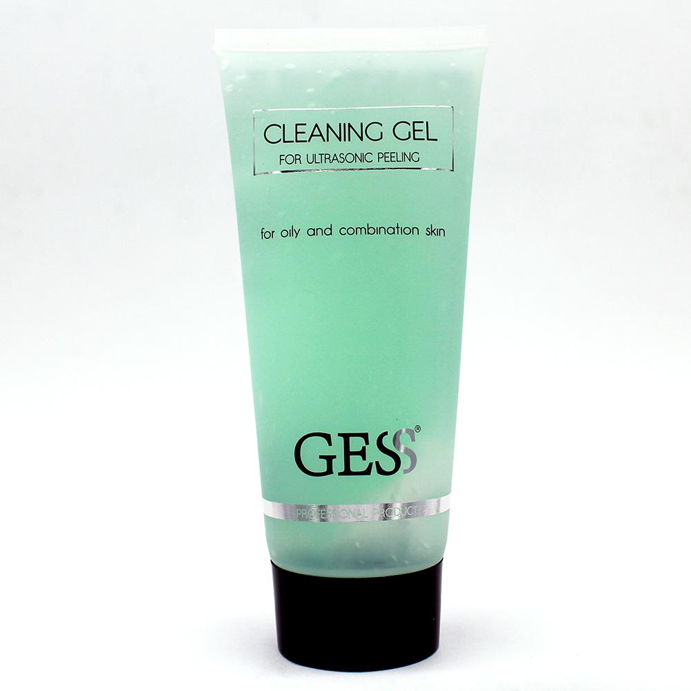 Очищающий гель Gess для жирной и комбинированной кожи, 150 млGESS-995Эффективно очищает поры от загрязнений, отшелушивает кожу, не травмируя её, устраняет жирный блеск, нормализует кислотность кожи, увлажняет, делает ее матовой и свежей. Используйте как для ультразвукового пилинга так и для обычного.