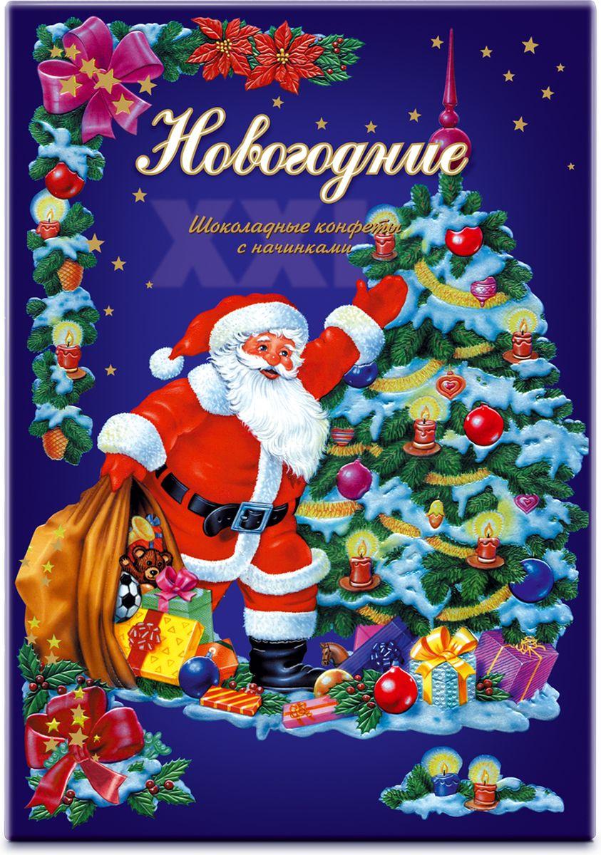 Победа вкуса Новогодние конфеты, 120 г (22)22Встреча Нового года и Рождества - самый желанный праздник в году для каждого из нас. Победа вкуса подготовила серию шоколада, конфет и шоколадных фигур, посвященных этому событию.