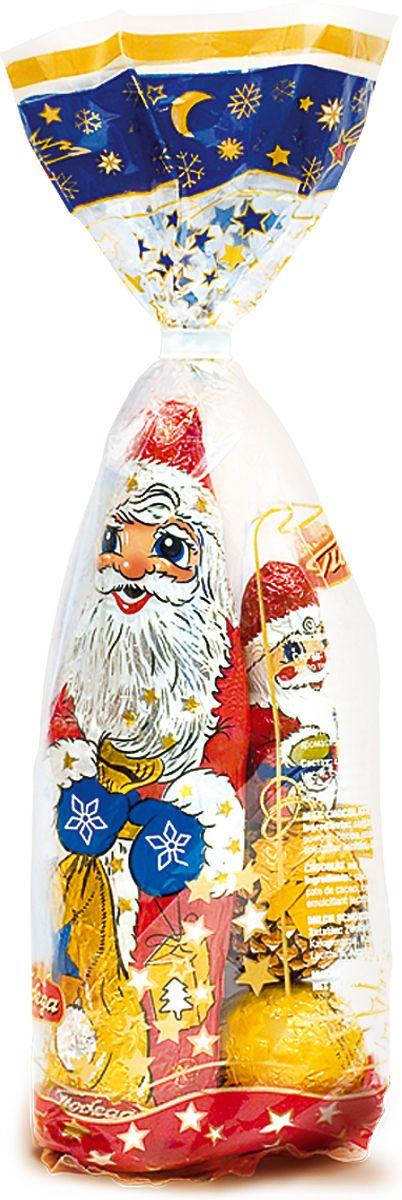 Победа вкуса Новогодний подарочный набор шоколад, 100 г (S100)