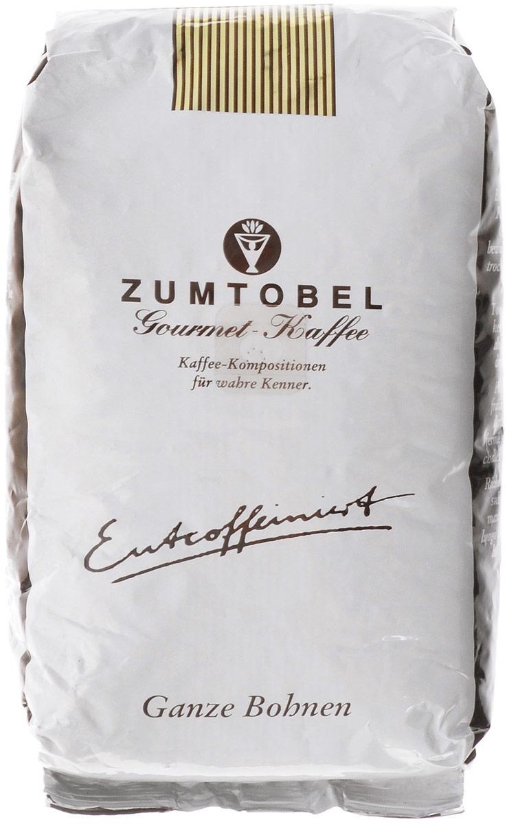 Julius Meinl Цумтобель без кофеина кофе в зернах, 500 г76042Кофе в зернах Julius Meinl декофеинизирован методом вапоризации, благодаря чему зерно сохраняет весь вкус и аромат, характерные для арабики этого сорта. Идеален для людей, которые высоко ценят вкус кофе. Эту кофейную смесь можно употреблять в любое время суток, в том числе на ночь. Она также прекрасно подходит для приготовления в кофемашине или турке.