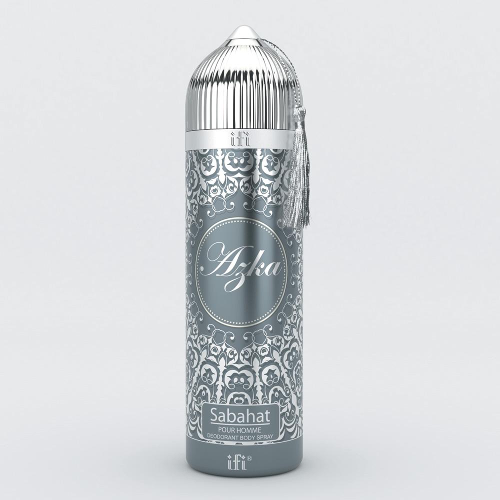 Дезодорант Azka Sabahat мужской 200 мл. 214057