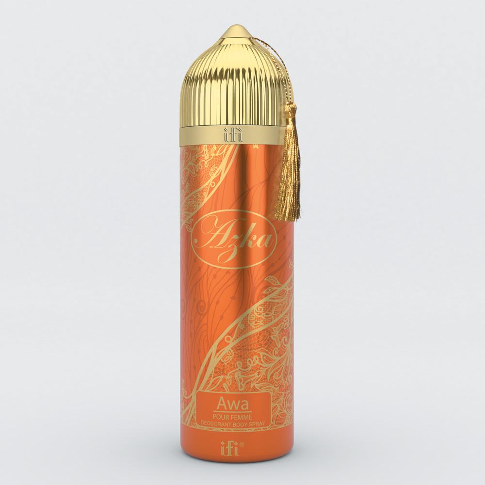 Дезодорант Azka Awa женский DEO 200 мл. 214071