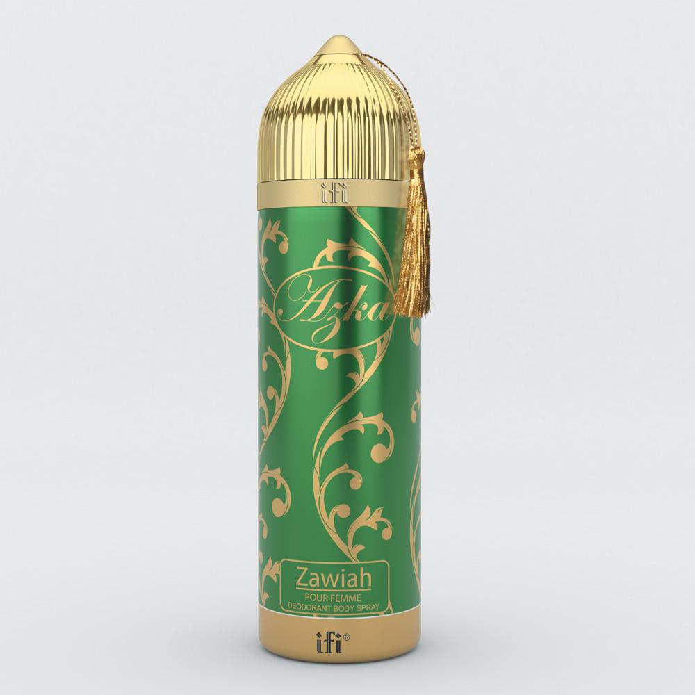 Дезодорант Azka Zawiah женский DEO 200 мл. 214077