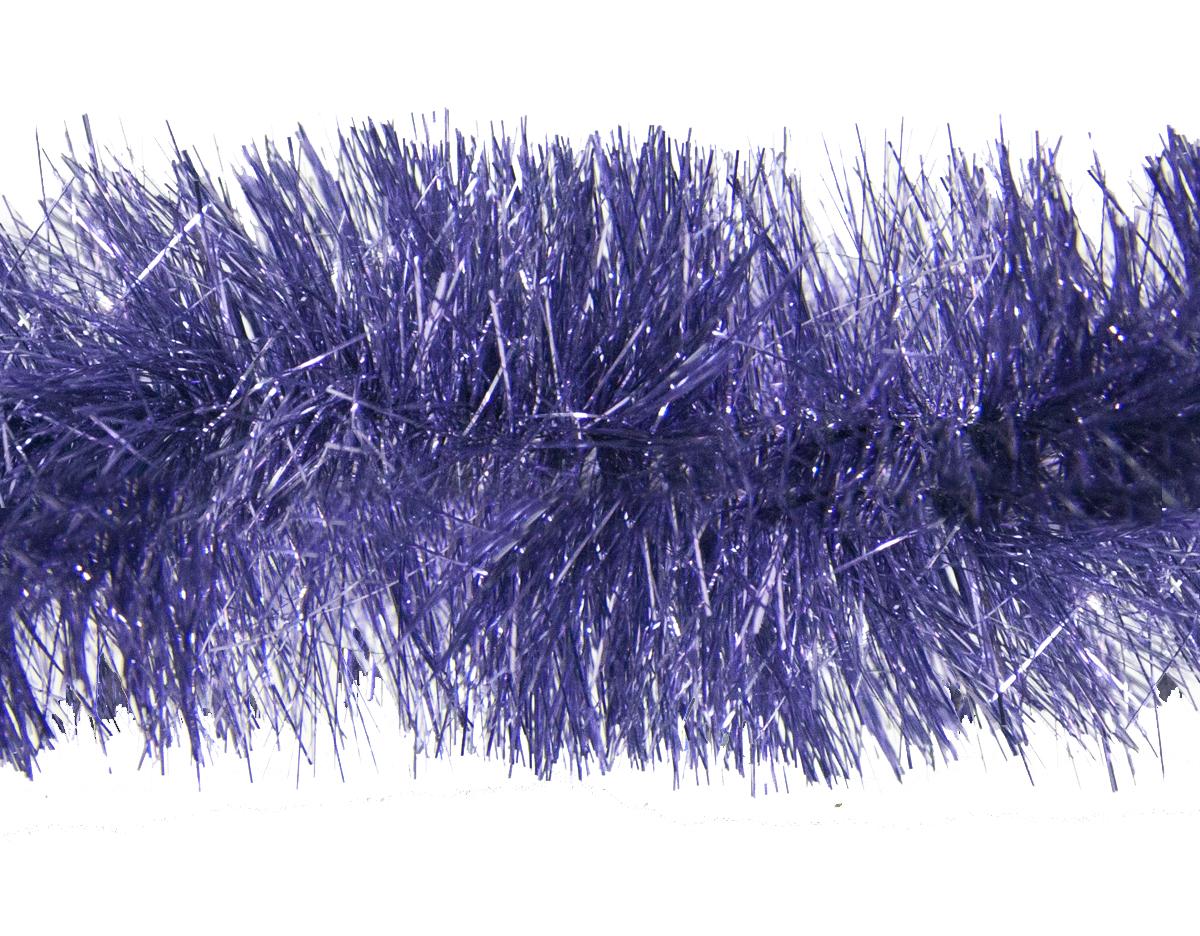 Гирлянда новогодняя Moranduzzo, цвет: лиловый, диаметр 7,5 см, длина 2 м117752112Гирлянда 7.5смх2м лиловый Moranduzzo
