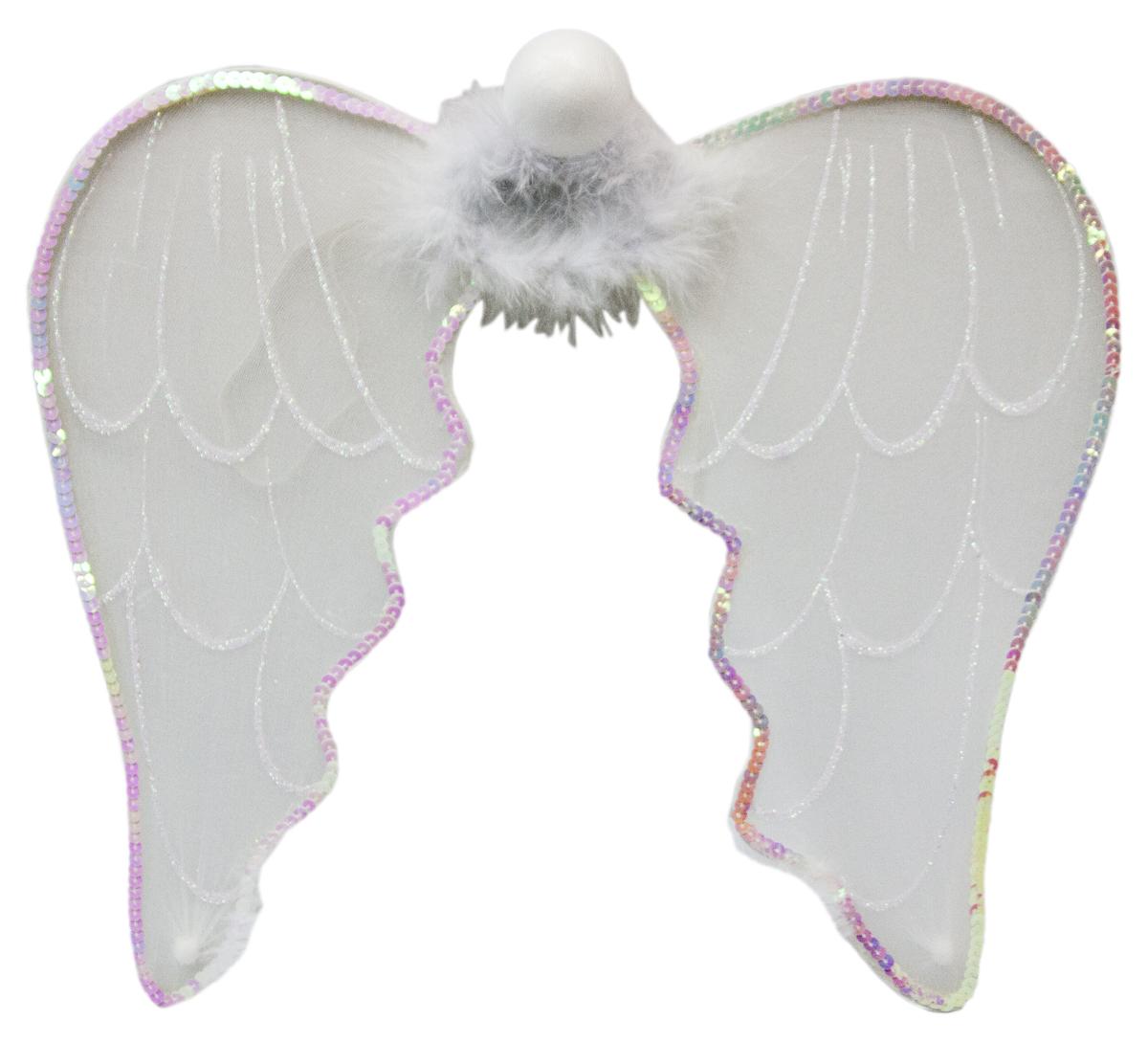 Карнавальный набор Lovemark Ангел, 3 предмета296Карнавальный набор Ангел (крылья ангела, волшебная палочка, украш. на голову) Lovemark