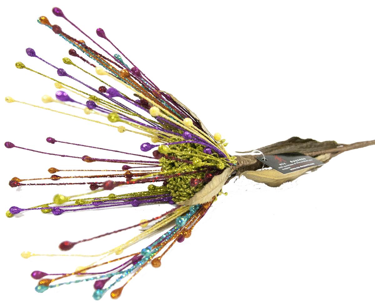 Украшение декоративное Lovemark Цветок, высота 38 см303161Цветок стилизованный H83см Lovemark