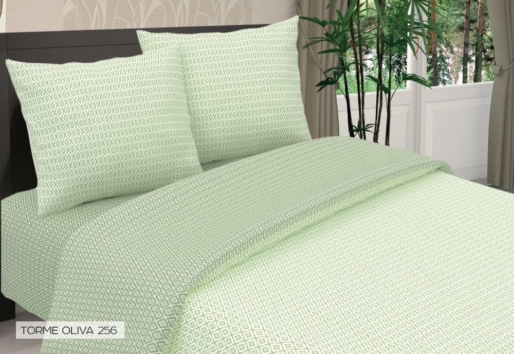 Комплект белья Seta Torme, 1,5-спальный, наволочки 50x70, цвет: зеленый015012256Бязевое бельё выдерживает «бесконечное» число стирок, к тому же стоит сравнительно недорого. Лучшее соотношение цены, качества ткани и современных дизайнов. Всегда хит сезона и лидер продаж. Изготовлено из 100 % хлопка.