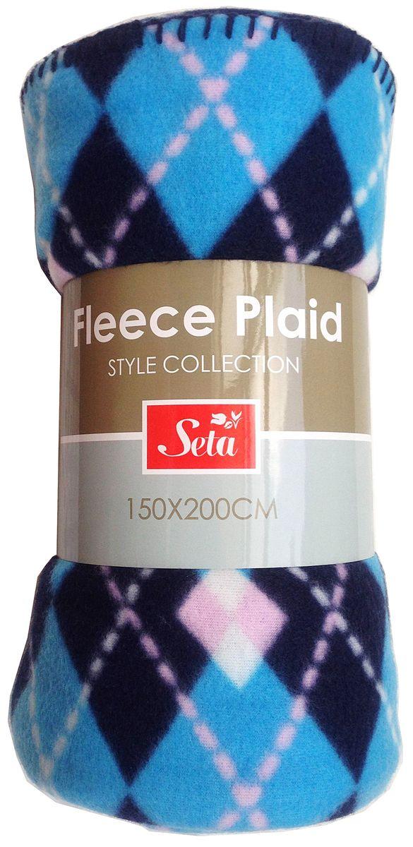 Плед Seta Chester, 150 x 200 см02307023