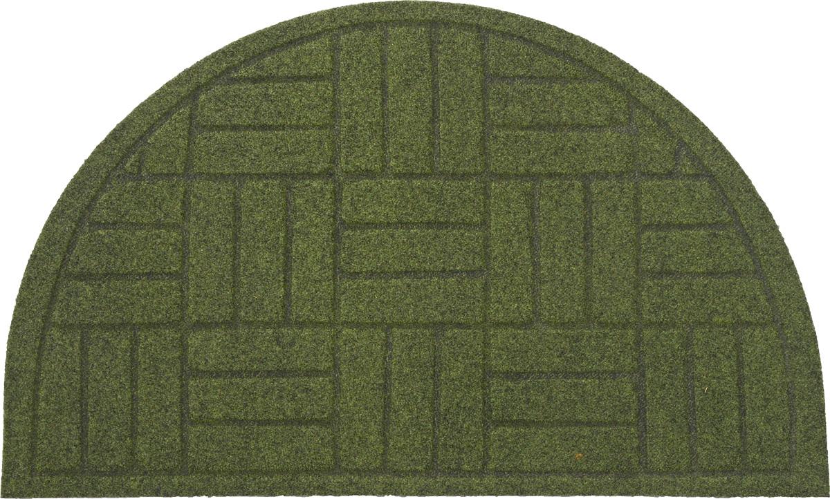 Коврик придверный EFCO Оскар. Паркет, цвет: зеленый, 65 х 40 см10984/зелОригинальный придверный коврик EFCO Оскар. Дома и деревья надежно защитит помещение от уличной пыли и грязи. Изделие выполнено из 100% полипропилена, основа - латекс. Такой коврик сохранит привлекательный внешний вид на долгое время, а благодаря латексной основе, он легко чистится и моется.
