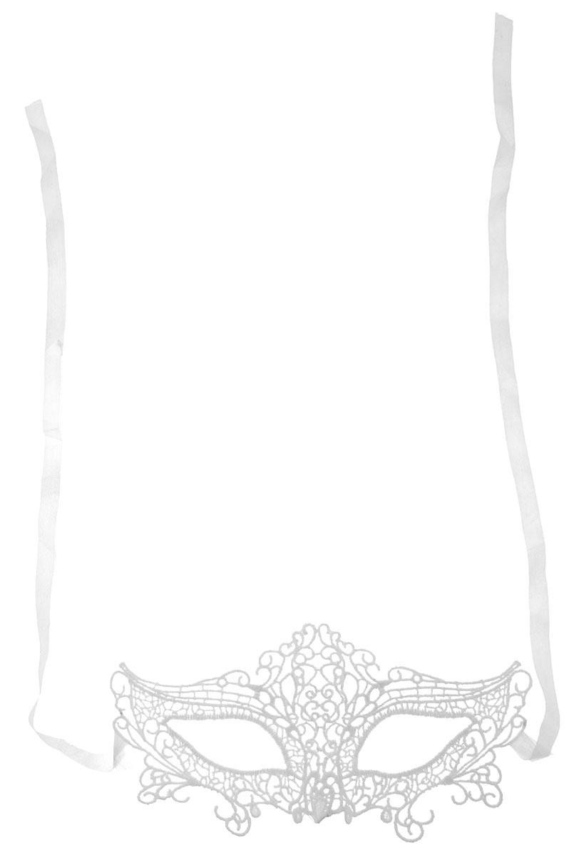 Partymania Карнавальная маска Кружево T1228 вид 1