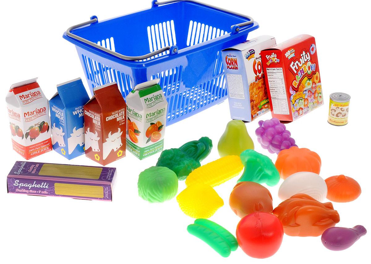 Boley Игрушечный набор Корзинка с продуктами
