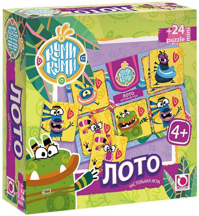 Оригами Обучающая игра Куми-Куми 0073000730Игра знакомит детей с окружающим миром, расширяет кругозор . Лото позволяет моделировать множество различных игровых ситуаций. В процессе игры развивается логическое мышление, наблюдательность, внимание, память, совершенствуется мелкая моторика рук. Весёлые картинки о жизни трёх друзей из разных племён, но умеющих дружить и вместе преодолевать смертельные опасности и переживать лучшие моменты, будут красочным контекстом игры.