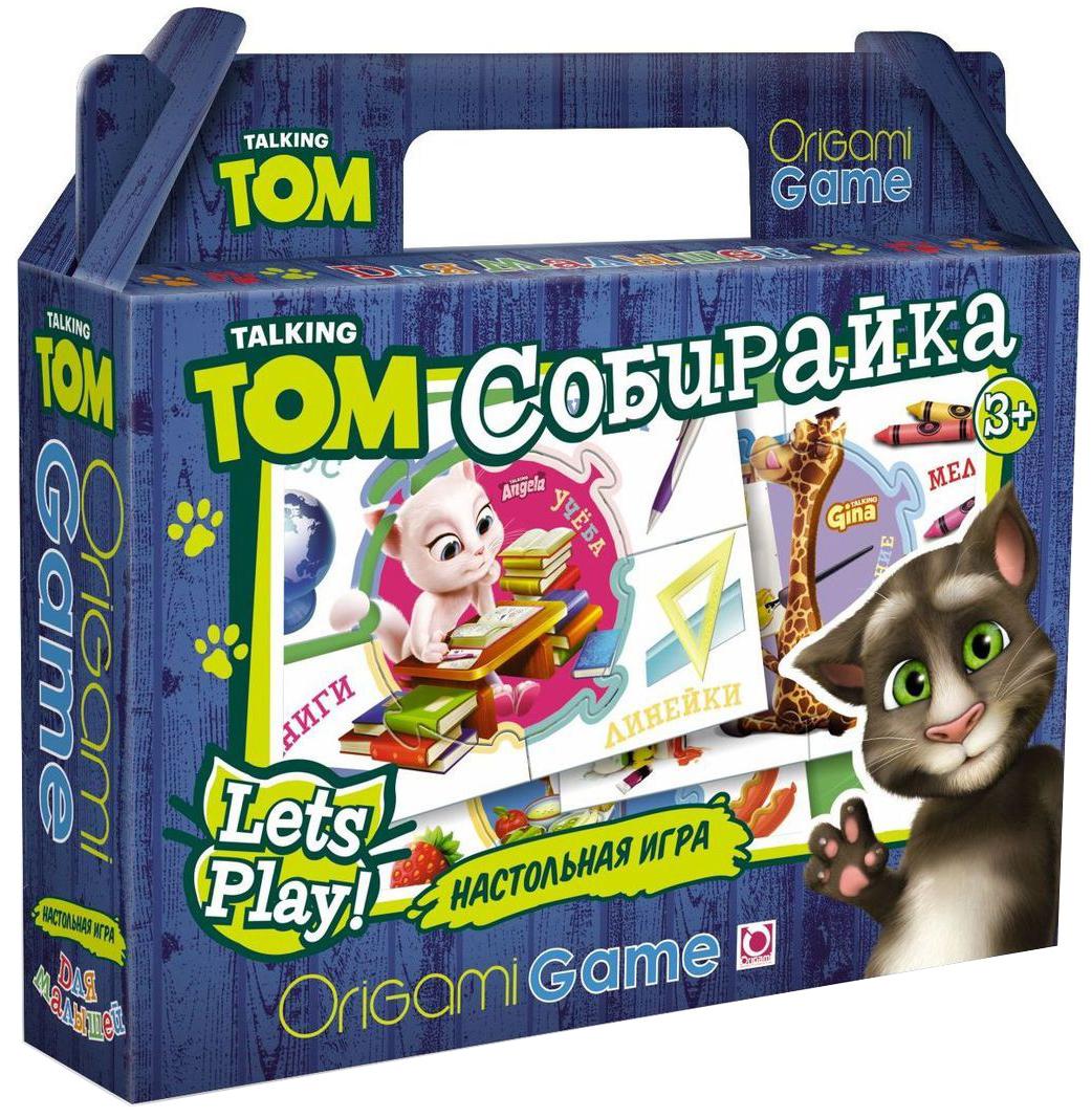 Оригами Обучающая игра Собирайка 0098300983Интересная настольная игра «Собирайка» поможет ребенку развить ассоциативные способности. В каждой комбинации встречаются узнаваемые малышом предметы. Их он может видеть вокруг себя. В наборе два вида пазлов: серединки и уголки. Из четырех пазлов-уголков и одного пазла-серединки складывается картинка. Все пазлы в каждой комбинации имеют одну тематику. Собрать картинку правильно сможет тот, кто быстро и точно определит, к какой комбинации относится тот или иной предмет, изображенный на пазле-уголке.Размер пазла 34х23.