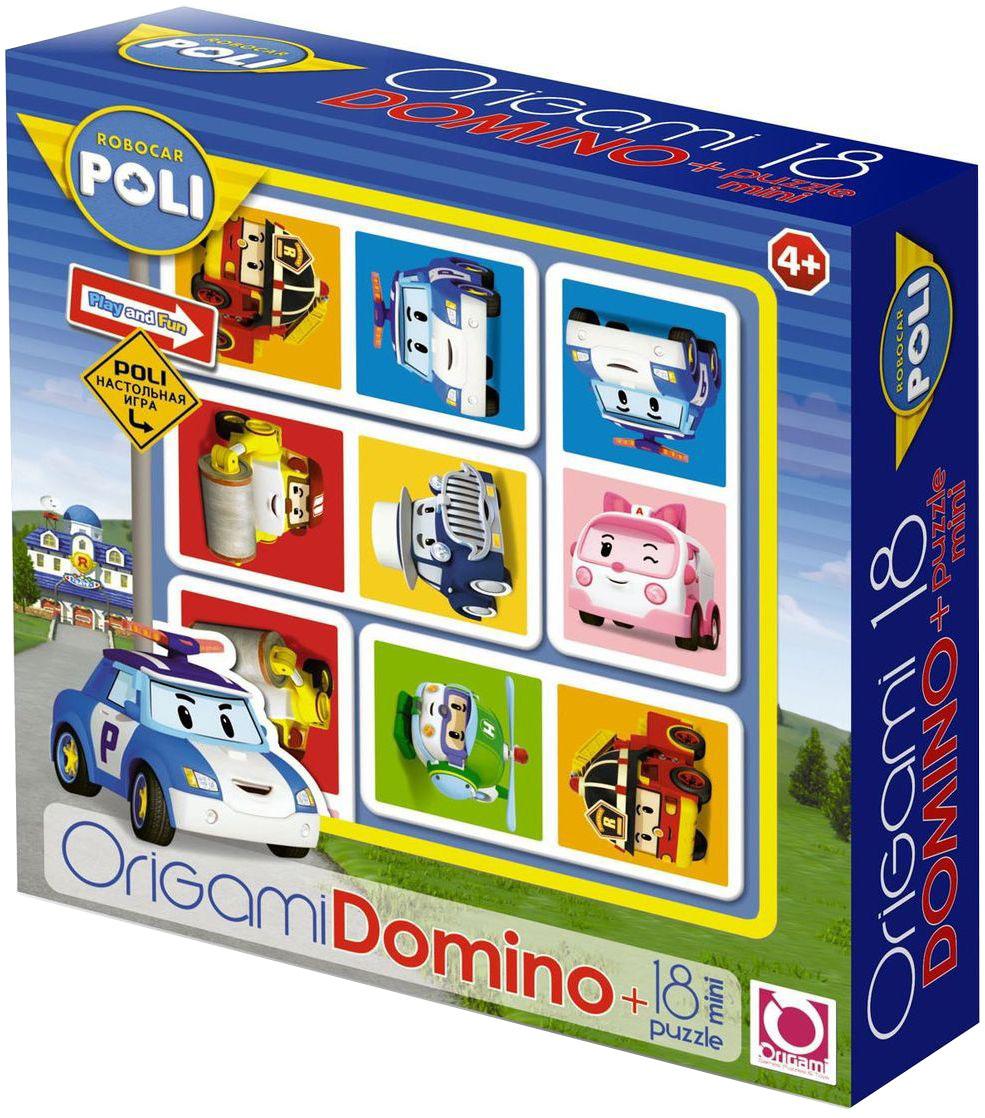 Оригами Обучающая игра Robocar00229Увлекательная и очень интересная игра, которая учит ребёнка думать, логически размышлять и анализировать. Игра направлена на развитие внимания, образного восприятия и зрительной памяти.