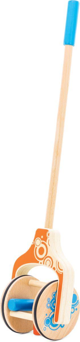 Игрушки из дерева Каталка ПалочкиД418