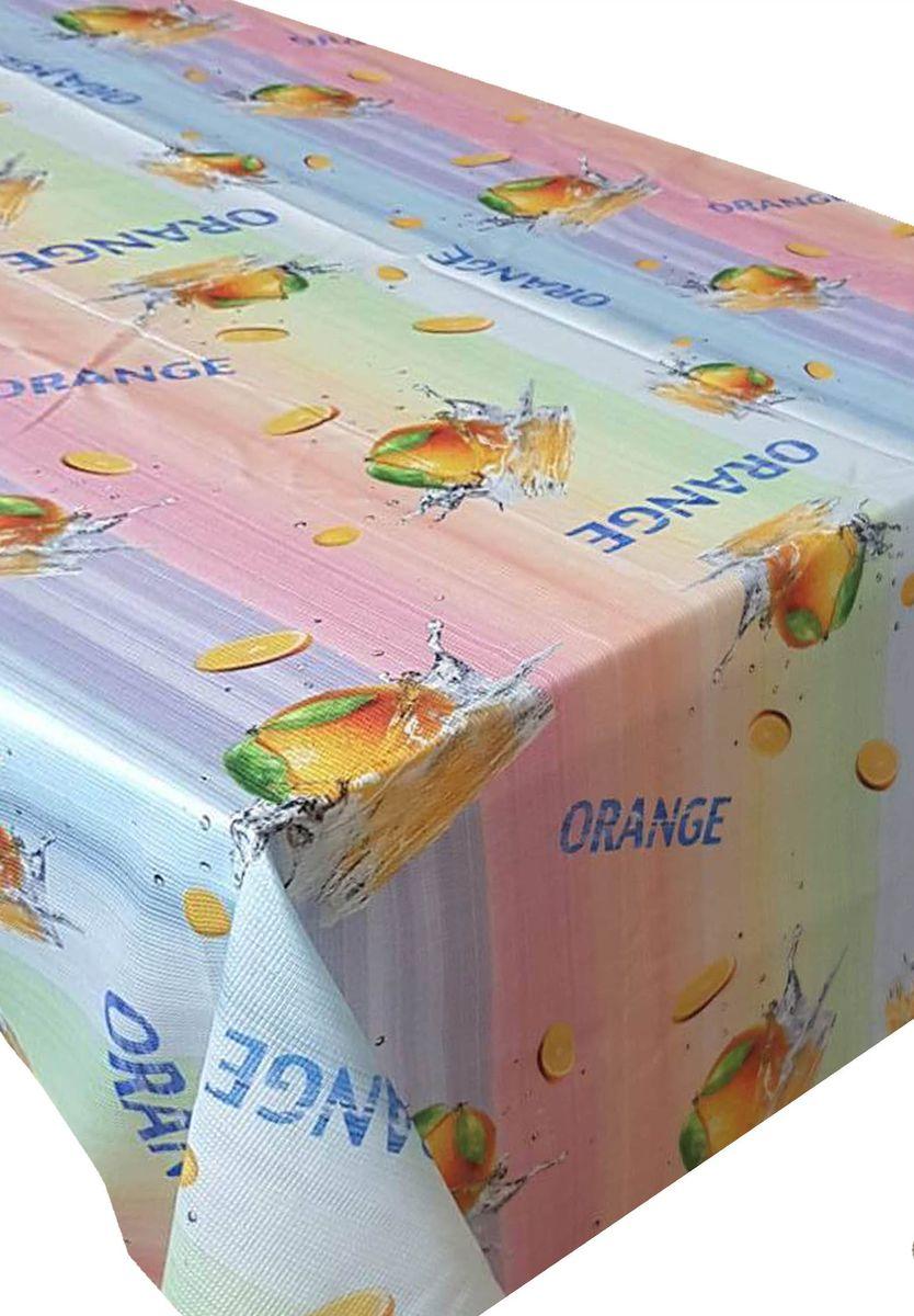 Скатерть Ambesonne Сочный апельсин, прямоугольная, 150 x 220 смBM1522ROMY_AКрасочная фотоскатерть Ambesonne Сочный апельсин выполнена из тканевого полиэстера и украшена оригинальным рисунком. Изделие создаст атмосферу уюта и домашнего тепла в интерьере вашей кухни. В современном мире кухня - это не просто помещение для приготовления и приема пищи. Это особое место, где собирается вся семья и царит душевная атмосфера.