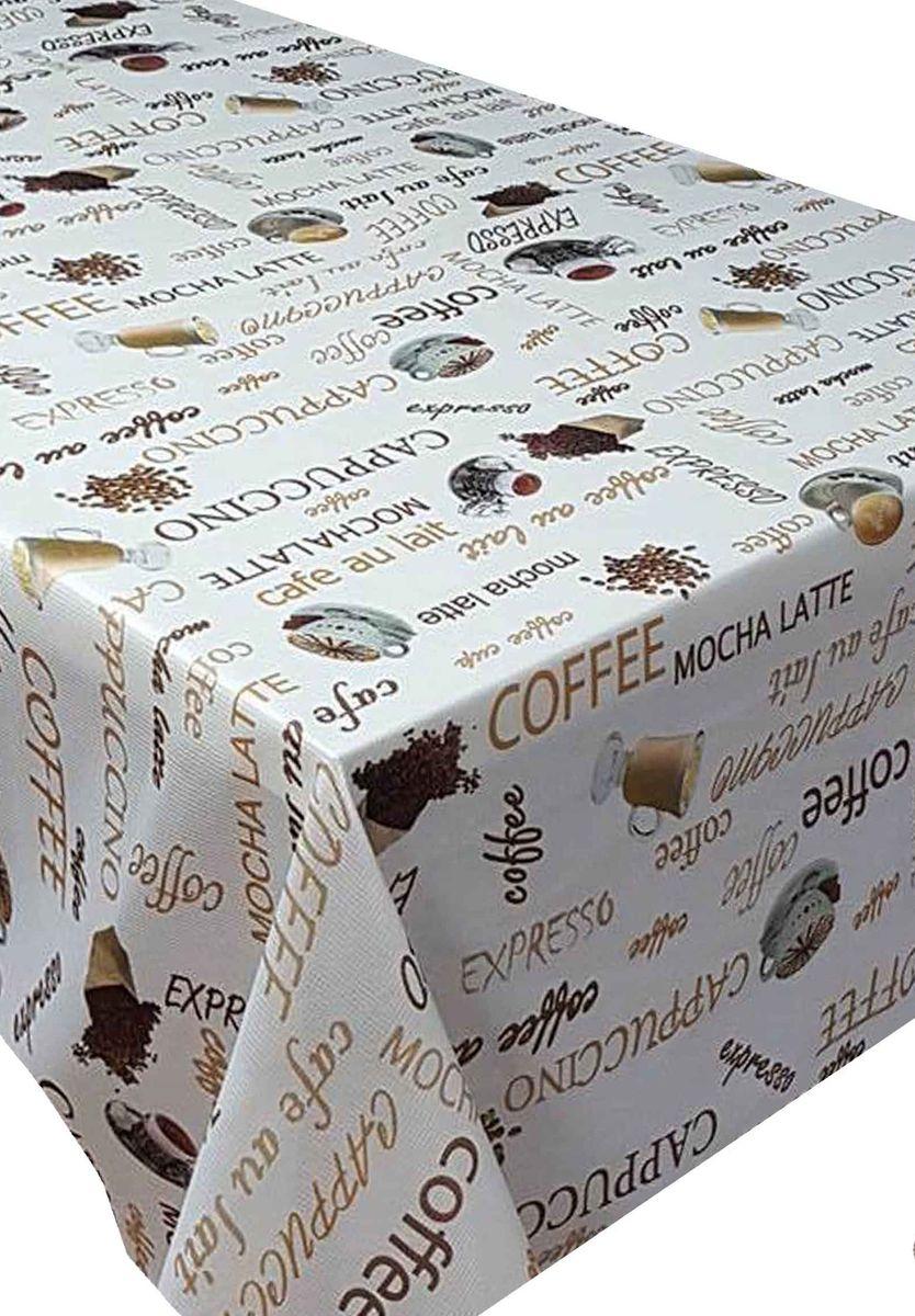 Скатерть Ambesonne Зерновой кофе, прямоугольная, 150 x 220 смBM1532CAFEMIX_AВеликолепная скатерть Ambesonne, выполненная из полиэстера, создаст атмосферу уюта и домашнего тепла в интерьере вашей кухни. В современном мире кухня - это не просто помещение для приготовления и приема пищи. Это особое место, где собирается вся семья и царит душевная атмосфера.
