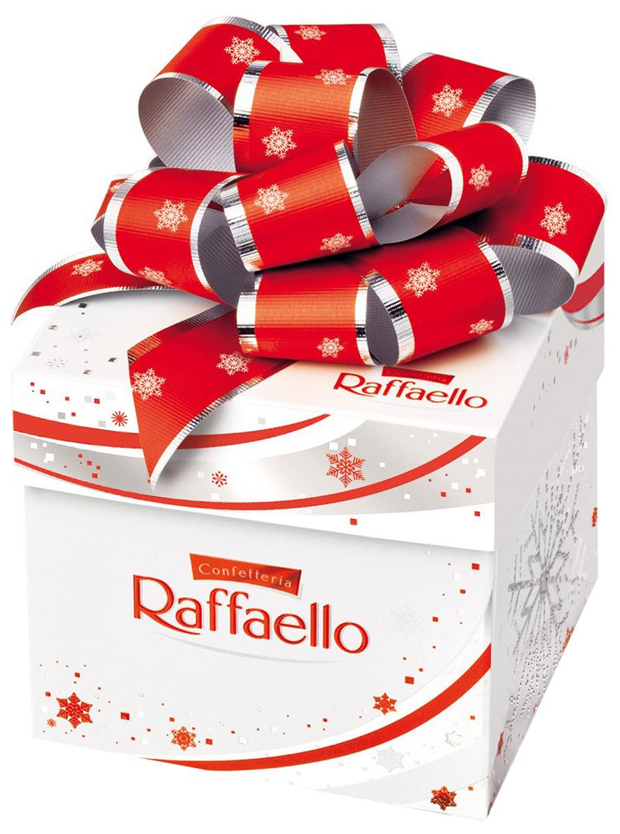 Raffaello конфеты с цельным миндальным орехом в кокосовой обсыпке, 70 г