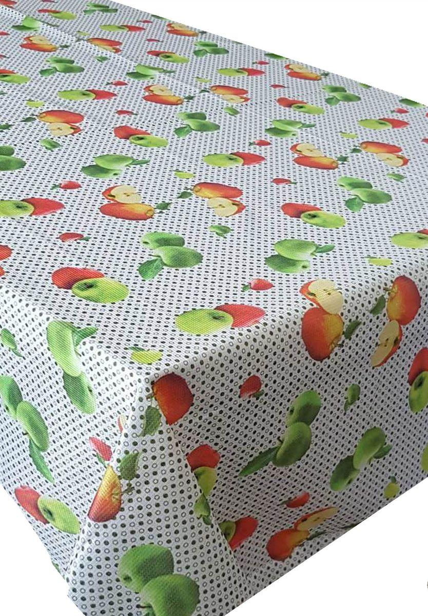 Скатерть Ambesonne Урожай яблок, прямоугольная, 110 x 150 смBM1516TWINYESIL_AКрасочная фотоскатерть Ambesonne Урожай яблок выполнена из тканевого полиэстера и украшена оригинальным рисунком. Изделие создаст атмосферу уюта и домашнего тепла в интерьере вашей кухни. В современном мире кухня - это не просто помещение для приготовления и приема пищи. Это особое место, где собирается вся семья и царит душевная атмосфера.