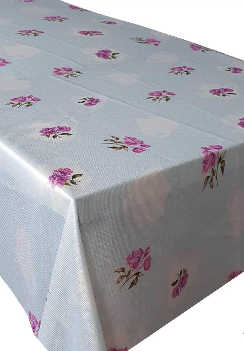 Скатерть Ambesonne Розы на голубом фоне, квадратная, 150 x 150 смBD1557VIOLETMAVI_AКрасочная фотоскатерть Ambesonne Розы на голубом фоне выполнена из тканевого полиэстера и украшена оригинальным рисунком. Изделие создаст атмосферу уюта и домашнего тепла в интерьере вашей кухни. В современном мире кухня - это не просто помещение для приготовления и приема пищи. Это особое место, где собирается вся семья и царит душевная атмосфера.