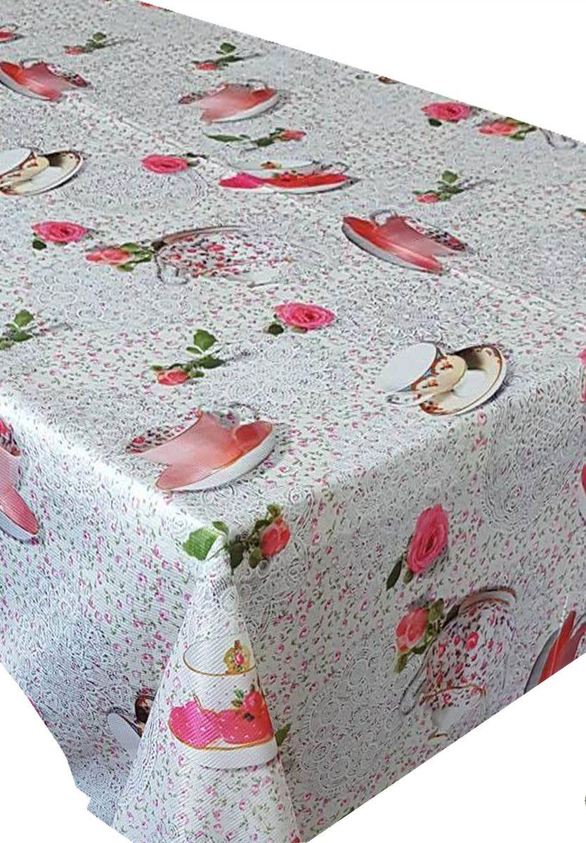 Скатерть Ambesonne Розовый чай, квадратная, 150 x 150 смBM1500MERLIN_AВеликолепная скатерть Ambesonne, выполненная из полиэстера, создаст атмосферу уюта и домашнего тепла в интерьере вашей кухни. В современном мире кухня - это не просто помещение для приготовления и приема пищи. Это особое место, где собирается вся семья и царит душевная атмосфера.