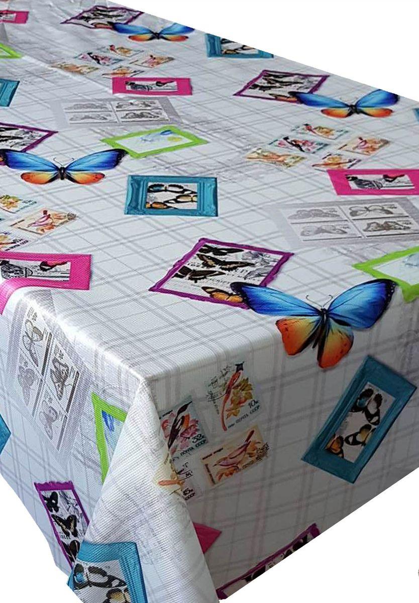 Скатерть Ambesonne Разноцветные бабочки, прямоугольная, 110 x 150 смBM1501EMILY_AКрасочная фотоскатерть Ambesonne Разноцветные бабочки выполнена из тканевого полиэстера и украшена оригинальным рисунком. Изделие создаст атмосферу уюта и домашнего тепла в интерьере вашей кухни. В современном мире кухня - это не просто помещение для приготовления и приема пищи. Это особое место, где собирается вся семья и царит душевная атмосфера.