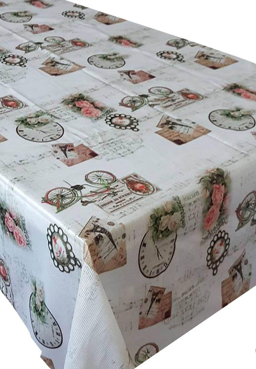 Скатерть Ambesonne Письма не бежевом пергаменте, прямоугольная, 150 x 220 смBM1648VINTAGEYESIL_AКрасочная фотоскатерть Ambesonne Письма не бежевом пергаменте выполнена из тканевого полиэстера и украшена оригинальным рисунком. Изделие создаст атмосферу уюта и домашнего тепла в интерьере вашей кухни. В современном мире кухня - это не просто помещение для приготовления и приема пищи. Это особое место, где собирается вся семья и царит душевная атмосфера.