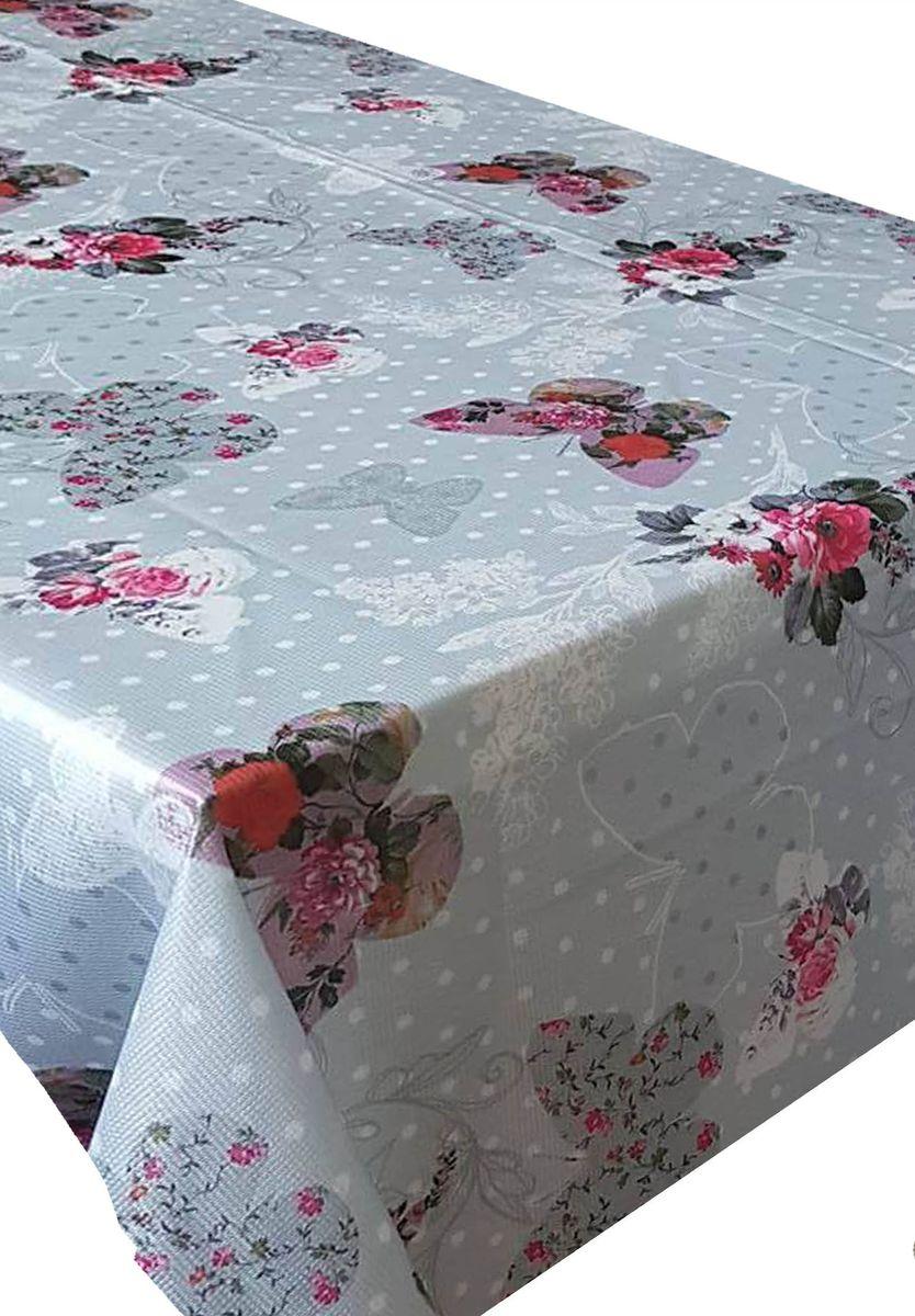 Скатерть Ambesonne Бабочки и цветы на сером фоне, прямоугольная, 110 x 150 смBM1510CARMENGRI_AКрасочная фотоскатерть Ambesonne Бабочки и цветы на сером фоне выполнена из тканевого полиэстера и украшена оригинальным рисунком. Изделие создаст атмосферу уюта и домашнего тепла в интерьере вашей кухни. В современном мире кухня - это не просто помещение для приготовления и приема пищи. Это особое место, где собирается вся семья и царит душевная атмосфера.