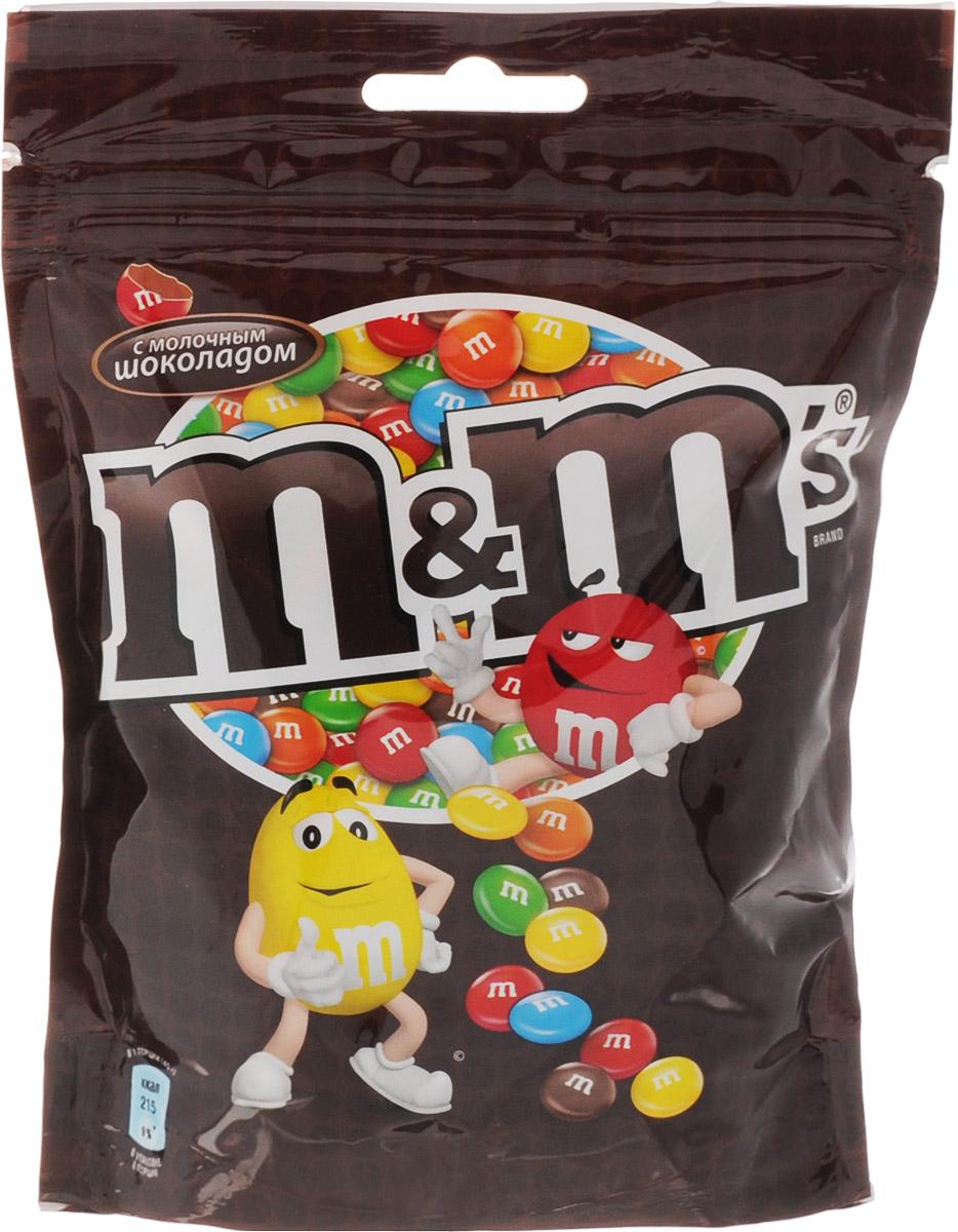 M&Ms драже с молочным шоколадом, 360 г79003023Драже M&Ms с молочным шоколадом - это больше веселых моментов для тебя и твоих друзей! Разноцветные драже можно съесть самому или разделить с друзьями. В любом случае, вкус отличного молочного шоколада подарит удовольствие и радость. Уважаемые клиенты! Обращаем ваше внимание на то, что упаковка может иметь несколько видов дизайна. Поставка осуществляется в зависимости от наличия на складе.