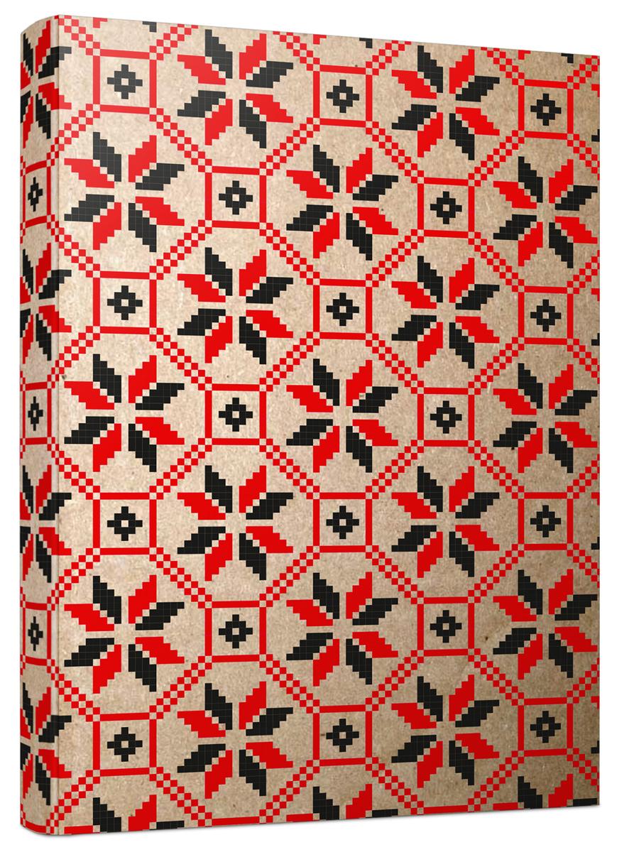 Попурри Записная книжка Орнамент 80 листов в клетку/линейку 007674810764000767Записные книжки