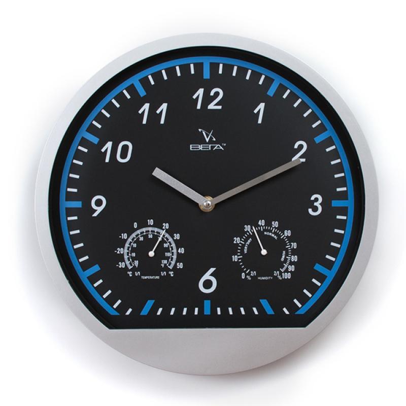 Часы настенные Вега МетеостанцияН0232