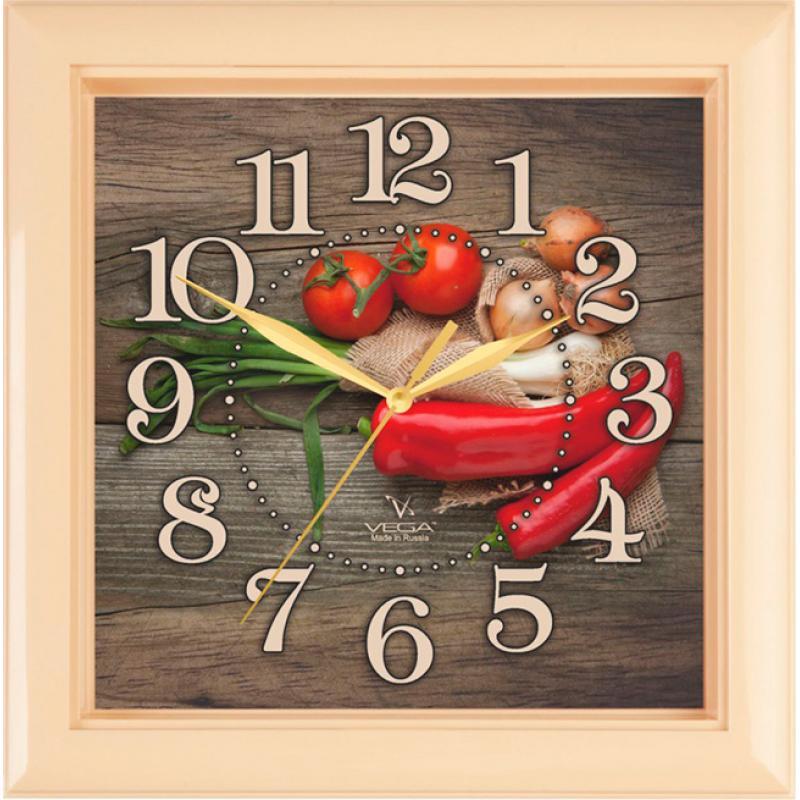 Часы настенные Вега ПерчикП3-14-133
